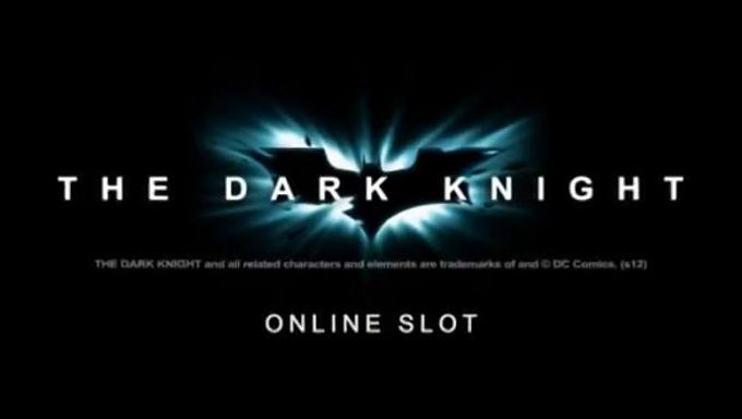 The Dark Knight Casino Slot